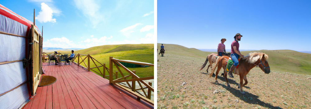 Stepperiders Camp and Riding Mongolia